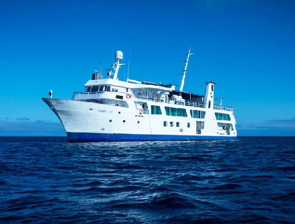 Isabela II Galapagos islands