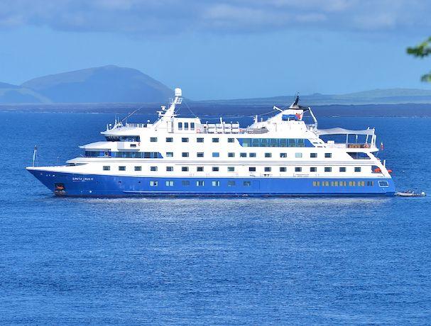 Santa Cruz II Galapagos