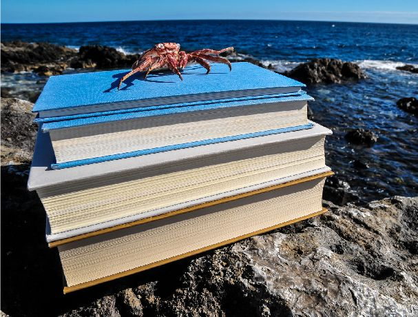 Books about galapagos
