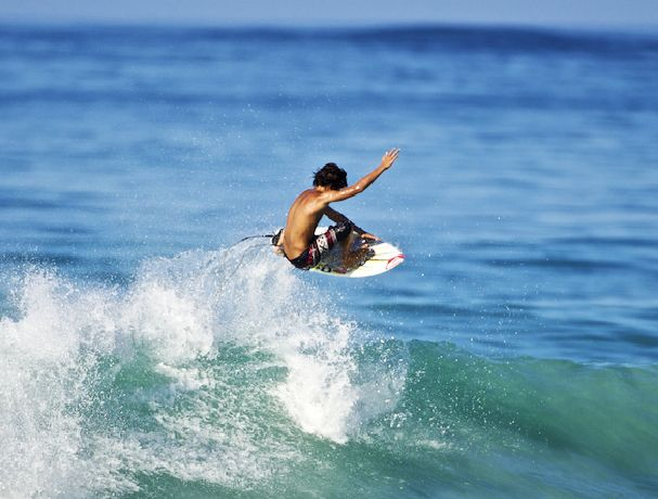 Surf trips in Galapagos