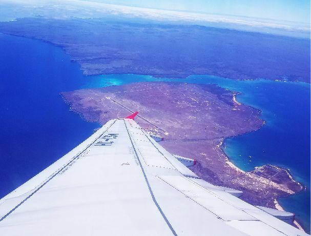 flights to galapagos