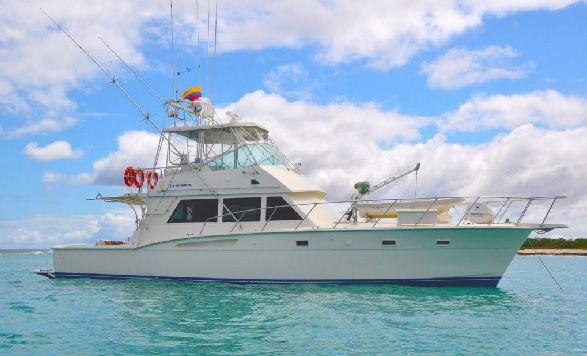 Promesa yacht galapagos