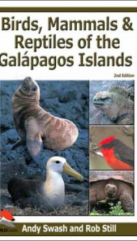 birds mammals and reptiles of the galapagos