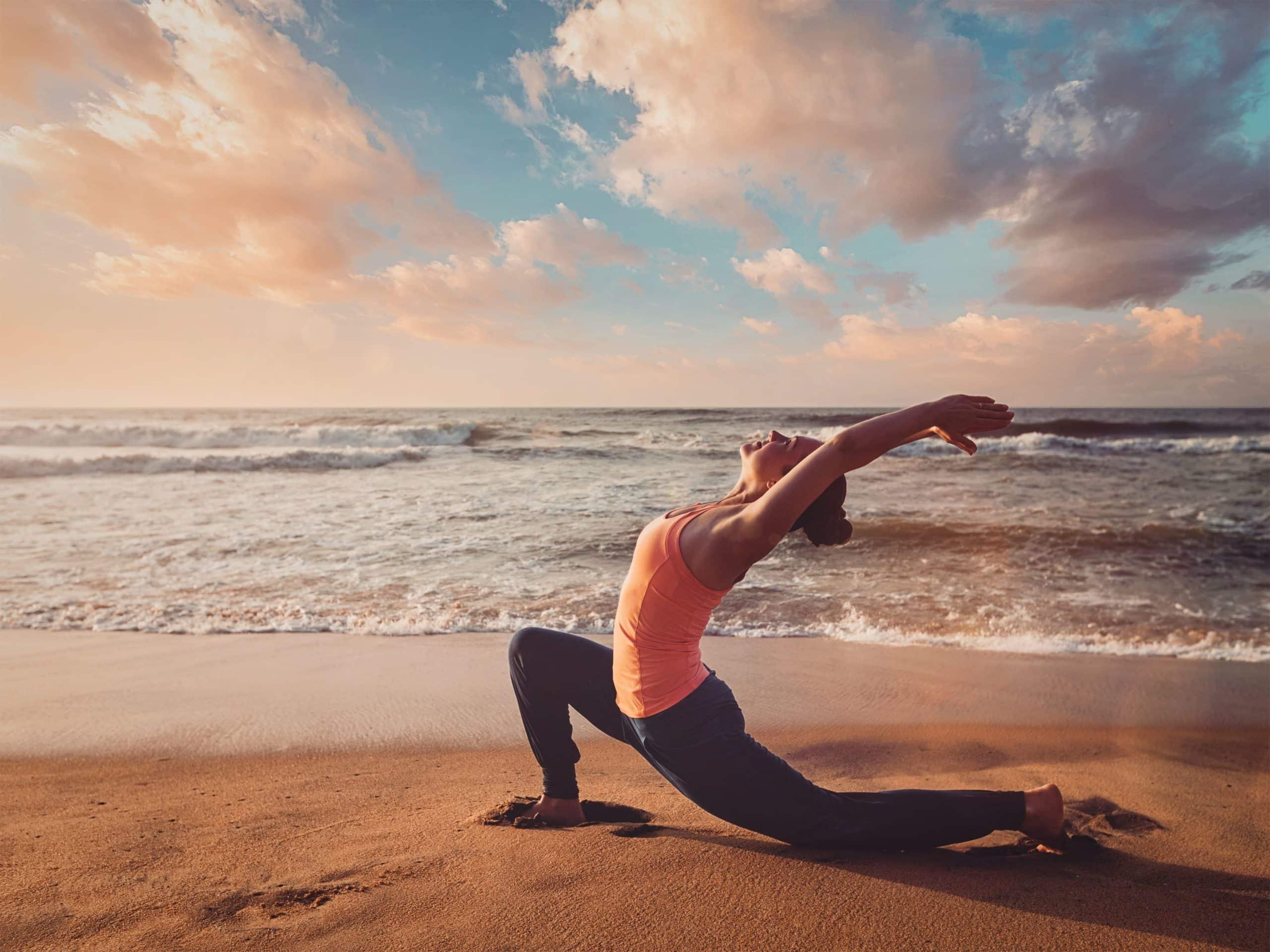 yoga in galapagos